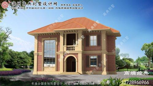 滁州市自建房屋设计图纸,合理布局,光照自然