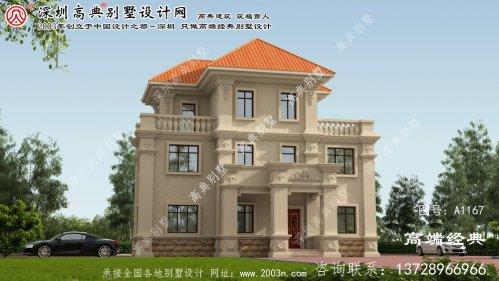 庆云县别墅厅院设计图片大全