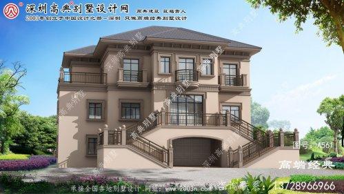 富锦市农村房屋设计效果图大全