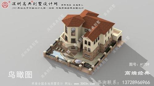 金秀瑶族自治县建筑别墅户型图