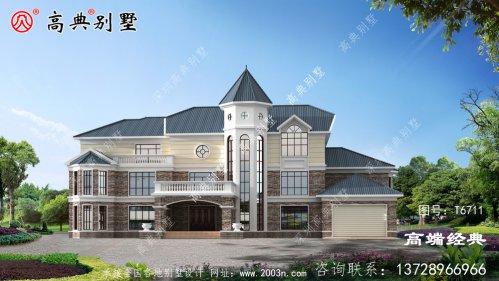 永善县农村独立别墅