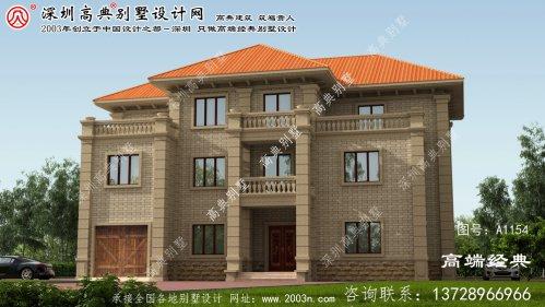 柳城县如果你想建一个大型别墅,看看这个,占