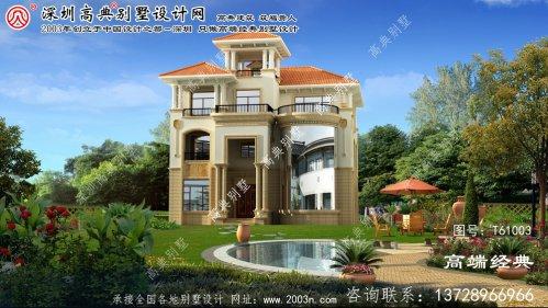右玉县您喜欢哪一套欧式豪华的别墅呢?