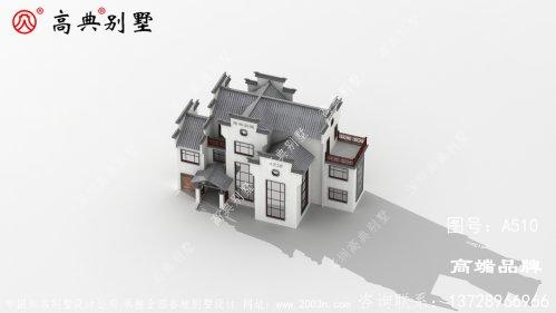 农村房屋设计图三层