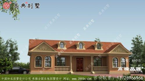 农村一层新房设计图片绝对值得拥有。