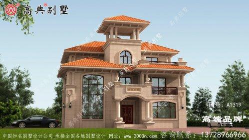 建把别墅适合家庭情况的布局才是最好的。